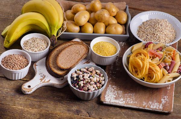 Os carboidratos são encontrados, principalmente, em alimentos de origem vegetal.