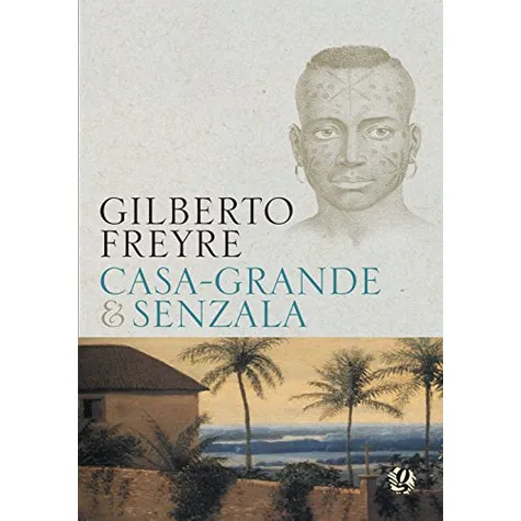O livro Casa Grande e Senzala, de Gilberto Freyre, expõe uma suposta relação cordial entre negros e brancos. [1]