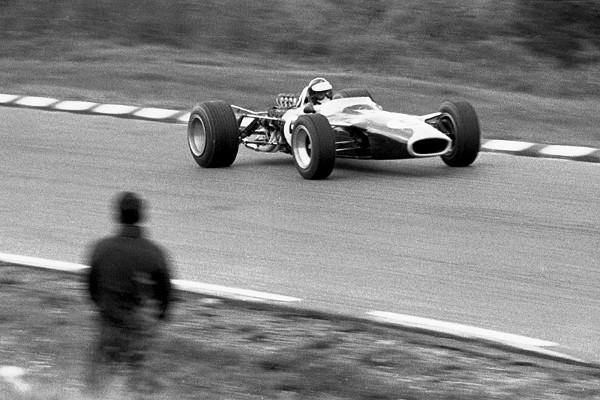 Lotus de Jim Clark, no GP dos Estados Unidos de 1967 [2]