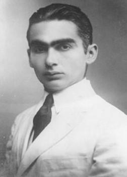O escritor Monteiro Lobato, em 1900.