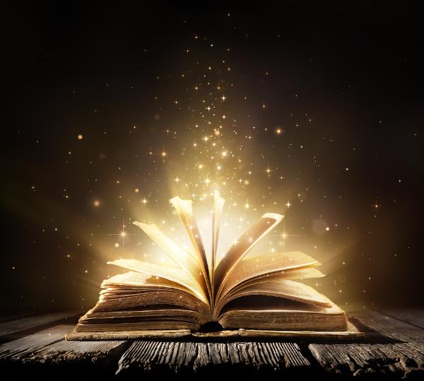 A leitura é mágica, e as histórias sobrevivem ao tempo.