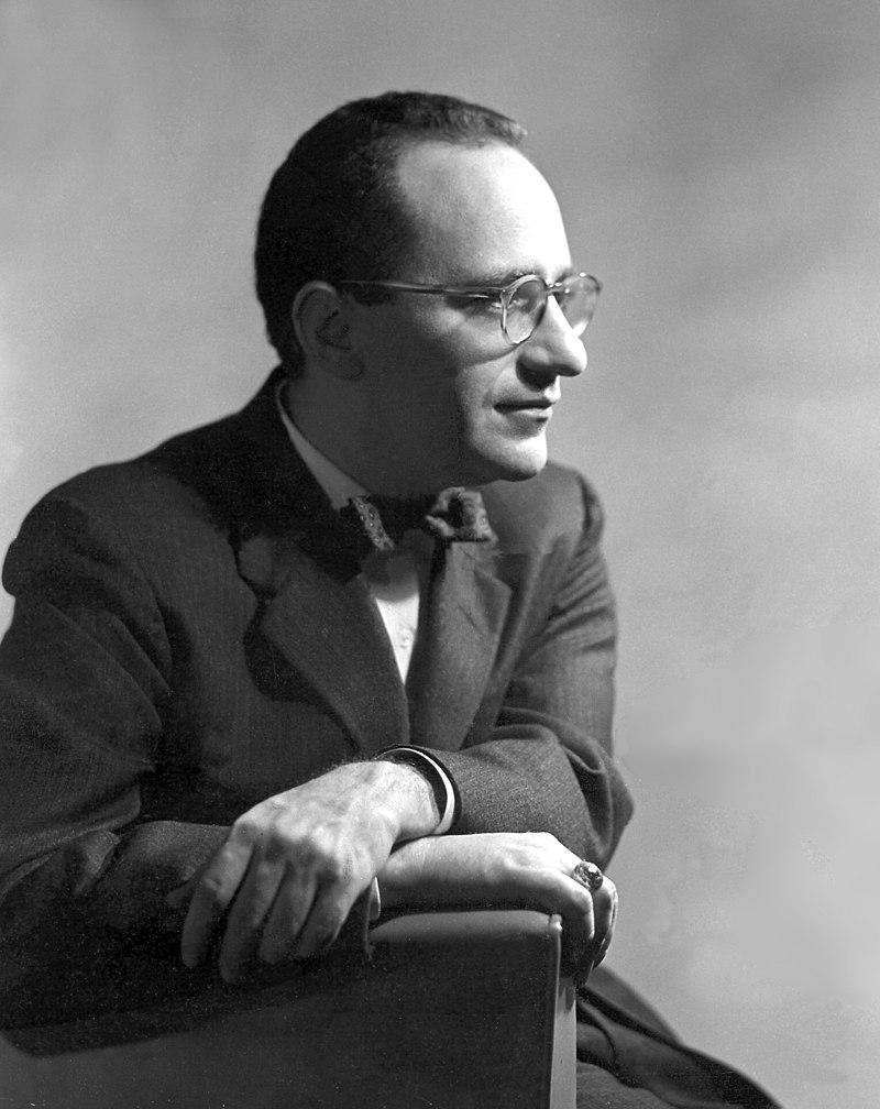 Murray Rothbard, fundador do anarcocapitalismo.