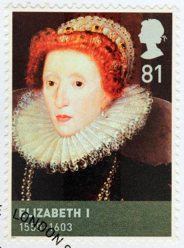 Elizabeth I, rainha da Inglaterra, manteve Maria Stuart como sua prisioneira por quase duas décadas.[1]