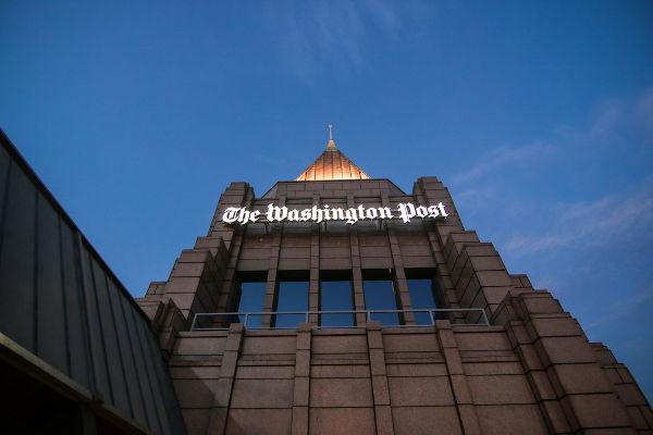 """A investigação da invasão da sede do Partido Democrata foi realizada por dois jornalistas do """"The Washington Post"""".[2]"""