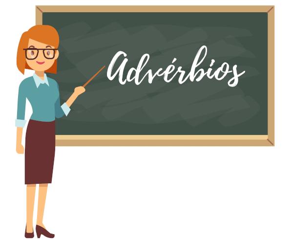 O advérbio não admite variação em sua forma e sua principal função é modificar o verbo.