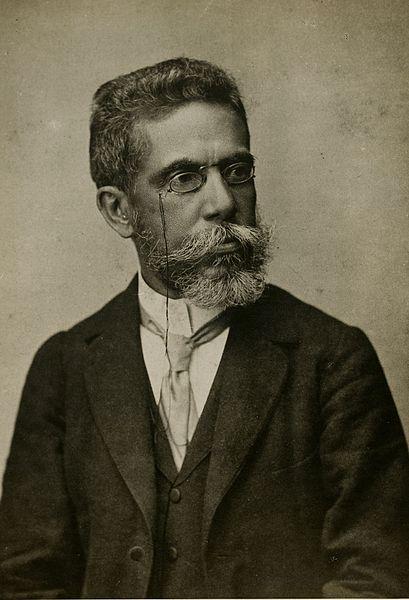 Machado de Assis, um dos maiores escritores brasileiros.