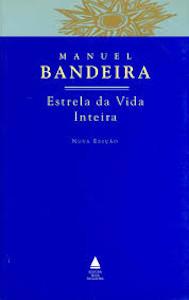 """Capa do livro """"Estrela da vida inteira"""", publicado pela editora Nova Fronteira. [1]"""
