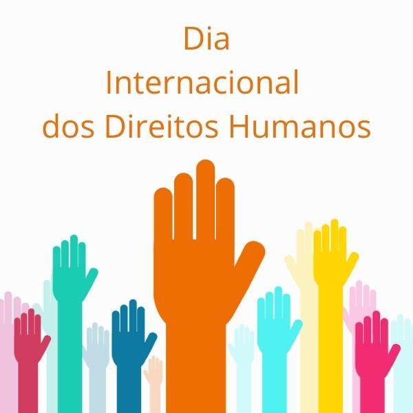 No dia 10 de dezembro, foi instituída a Declaração Universal dos Direitos Humanos.