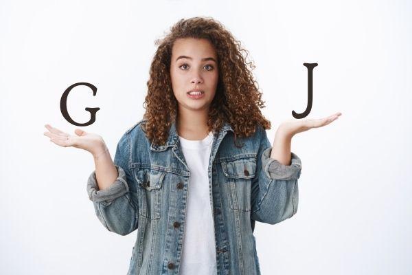 O emprego das letras J e G pode causar muitas dúvidas decorrentes da homofonia gerada quando são seguidas de E ou I.