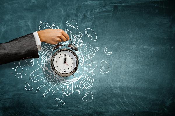 As medidas de tempo surgiram para atender às necessidades do ser humano.