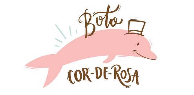 Boto-cor-de-rosa