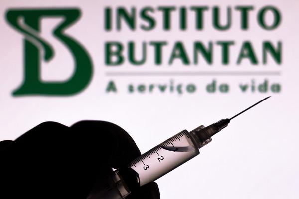 Butantan foi o responsável pela produção da vacina contra o coronavírus no Brasil. [2]