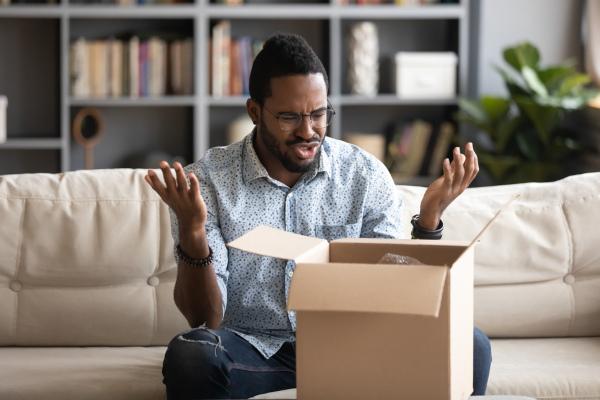 A carta de reclamação pode ser utilizada quando um serviço ou produto não atende as expectativas.