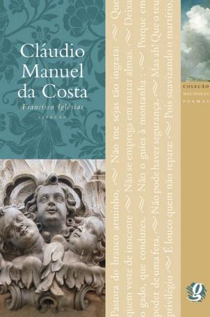 """Capa do livro """"Cláudio Manuel da Costa"""", da Global Editora.[1]"""