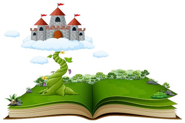 A narração representa acontecimentos e ações humanas por meio da linguagem e da encenação.