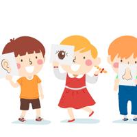 Desenho de crianças