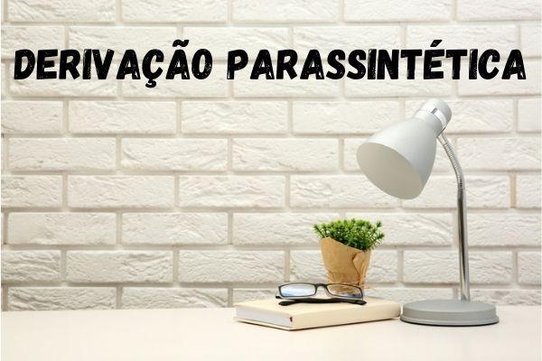 A derivação parassintética ocorre quando há acréscimo de afixos antes e depois do radical.