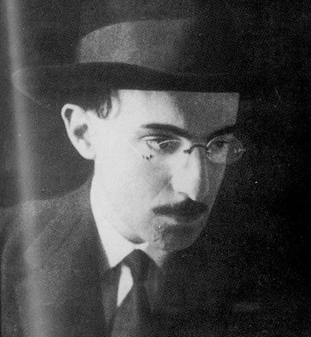 Fernando Pessoa foi um grande modernista português.