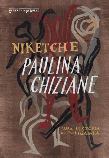 """Capa do livro """"Niketche: uma história de poligamia"""", de Paulina Chiziane, publicado pela editora Companhia das Letras.[2]"""