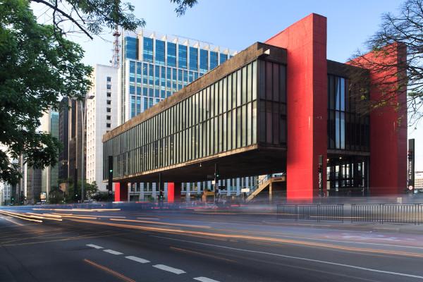 Museu de Arte de São Paulo (MASP).