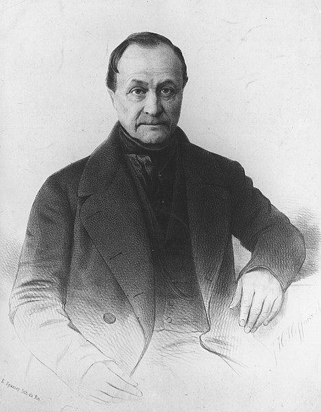 Imagem de Auguste Comte