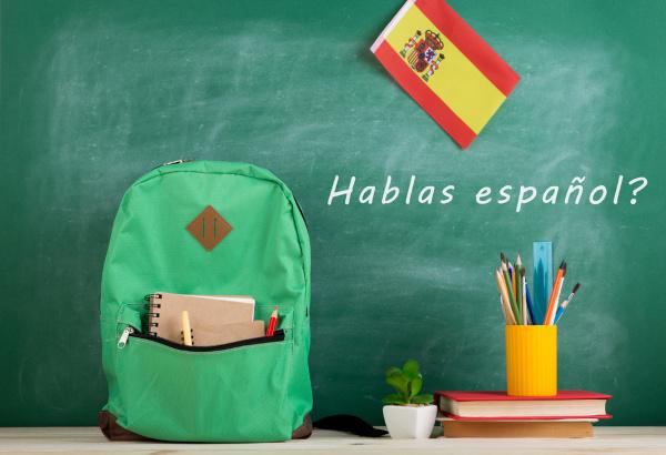 Os substantivos formam uma importante classe gramatical do espanhol.