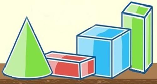 Aprenda a calcular o volume do paralelepípedo retangular, do cubo e do cone circular reto