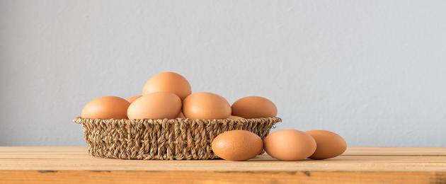 Osmose e o ovo descalcificado