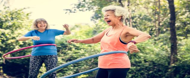 Saúde de idosos