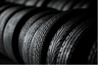 A borracha de pneus de carros é sintética
