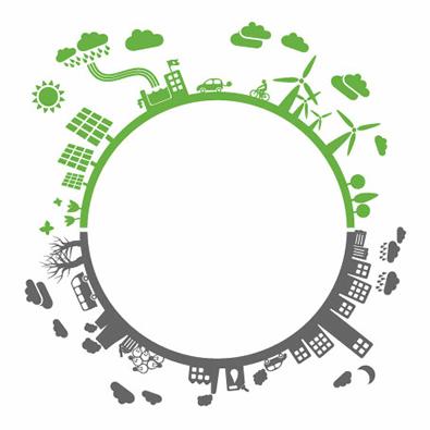 É possível, na gestão ambiental, diminuir a poluição gerada pela atividade econômica da célula social.