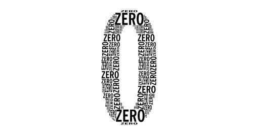 O número zero foi criado pelos hindus e foi divulgado pelos árabes