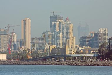 Mumbai, Índia: a quarta maior megacidade do mundo