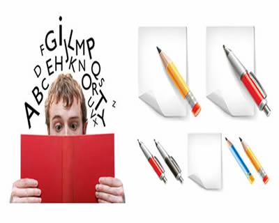 Os conceitos linguísticos são apreendidos, de forma a torná-los práticos na aplicação prática da língua