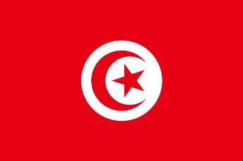 Bandeira da Tunísia