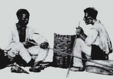 Balaiada: levante de escravos, artesãos e trabalhadores livres do Maranhão.