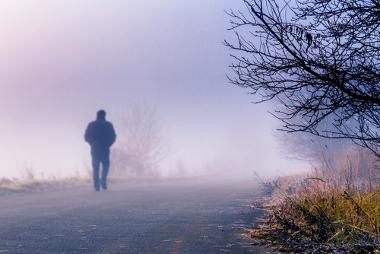 A neblina diminui a visibilidade e exige mais atenção em vias e estradas