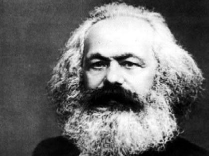 Karl Marx é o maior teórico sobre socialismo da história.