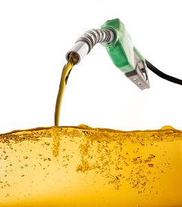 Gasolina, uma das derivadas do petróleo