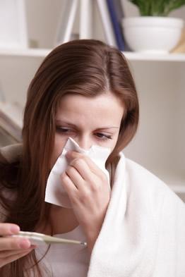 As formas de transmissão da gripe A são semelhantes à de qualquer outra gripe.