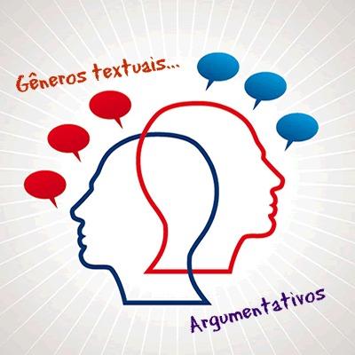Os gêneros textuais de cunho argumentativo se manifestam por meio da modalidade oral, mas também se fazem presentes por meio da escrita