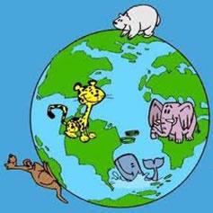 A biosfera, parte do planeta que abriga a vida, é constituída de muitos ecossistemas