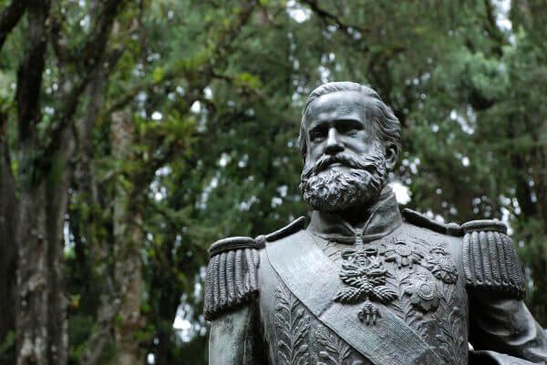 Com o Golpe da Maioridade, D. Pedro II foi coroado imperador do Brasil em 1840.