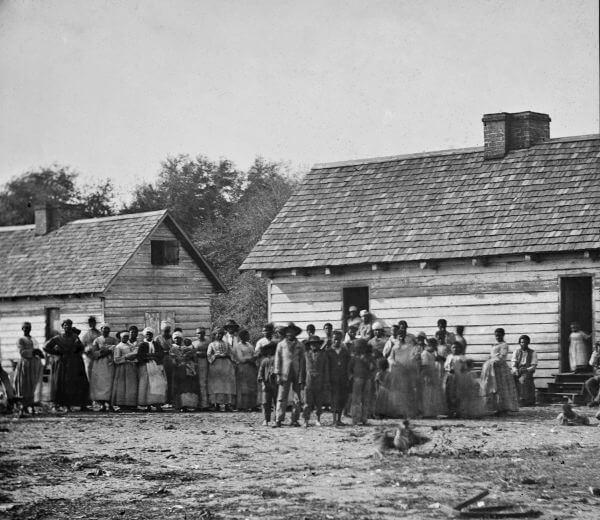 Milhões de africanos foram enviados para o continente americano para serem escravizados.