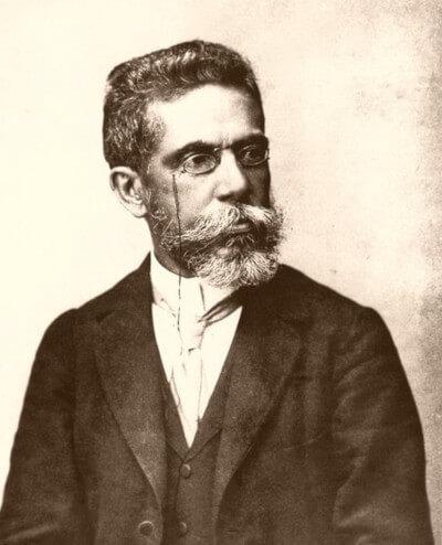 Um dos maiores escritores brasileiros, Machado de Assis foi o difusor do Realismo no Brasil.