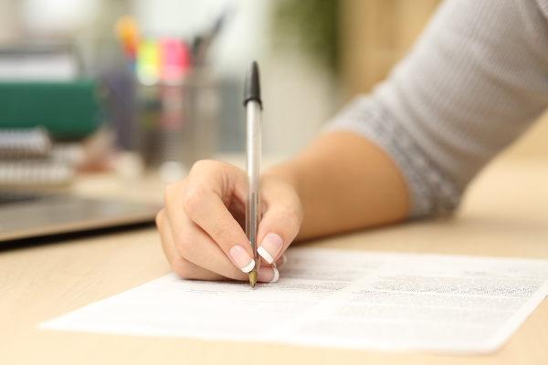 Treinar bastante faz parte do processo para conquista a redação nota 1000!
