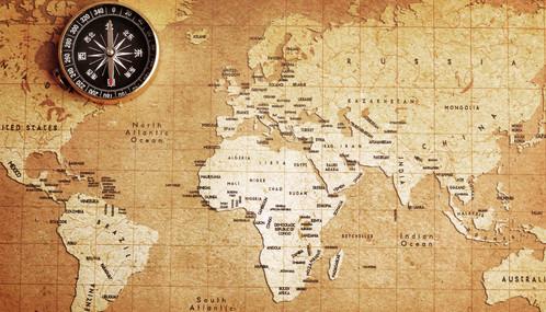 A cartografia é uma importante ferramenta para a compreensão do espaço geográfico