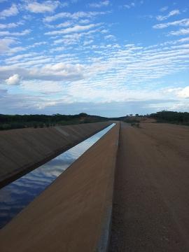A transposição de rios afeta o meio ambiente de diversas formas