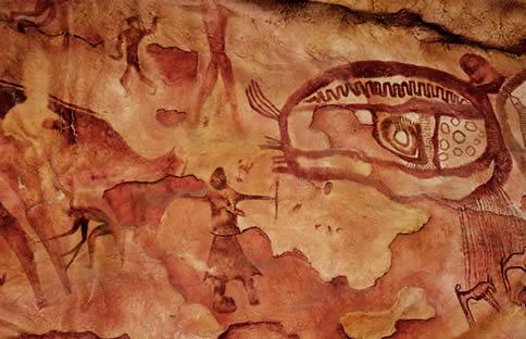 A arqueologia é uma importante ferramenta de pesquisa sobre a Pré-história