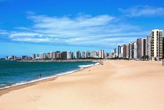 Fortaleza, uma das principais metrópoles do país na atualidade